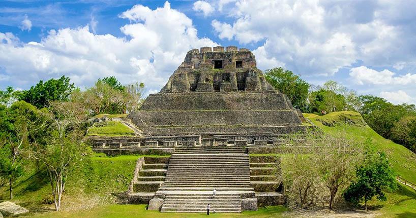 Belize Mayan Ruins